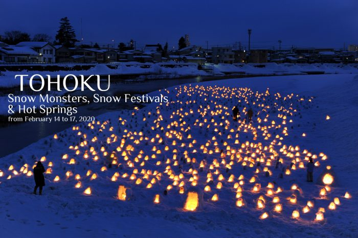 "Photo Tour Japan Winter 2020: TOHOKU ""Snow Monsters, Snow Festivals & Hot Springs"""