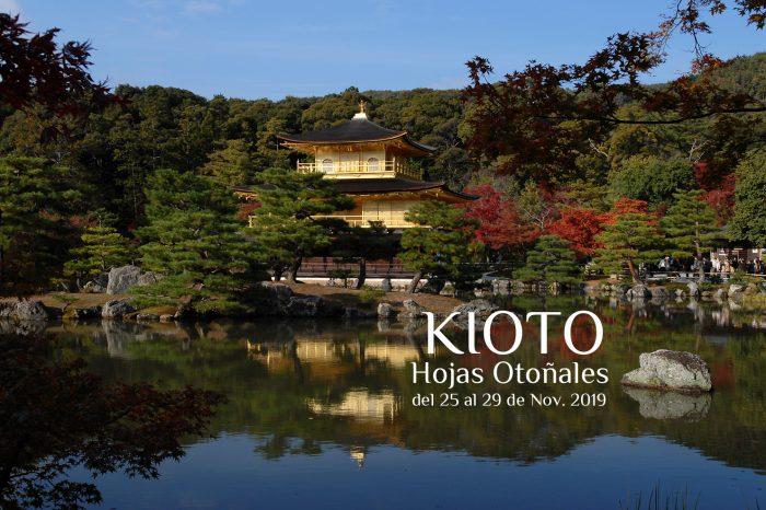 """Viaje fotográfico a Kioto, Japón 2019 """"Hojas Otoñales"""" 5 días"""