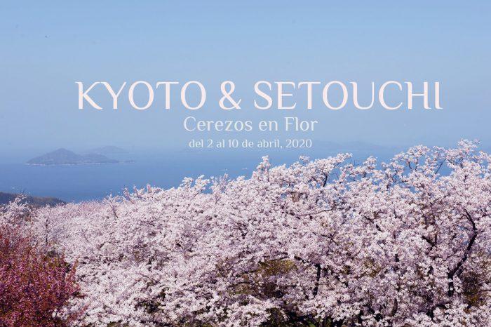 """Viaje fotográfico a Japón """"Cerezos en Flor"""" 2020: Kioto & Setouchi"""